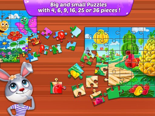 Puzzle Kids - Animals Shapes and Jigsaw Puzzles 1.0.6 screenshots 14