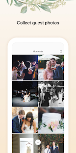 Joy - Wedding App & Website Screenshot