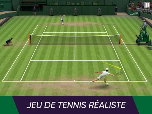 Tennis 2019  captures d'écran 1