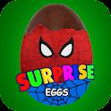 Surprise Eggs Spider icon