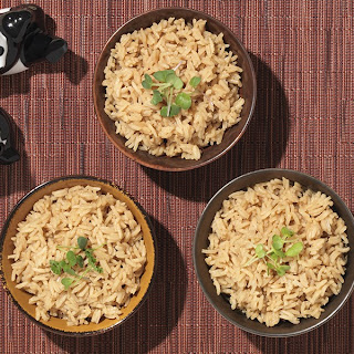 Soy Vay Savory Brown Rice Recipe