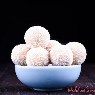 Raw Nut Balls Recipes