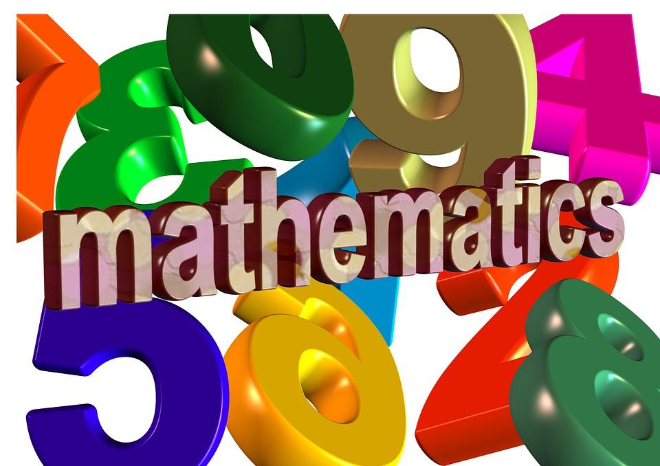 Mathematics, Pay, Colorful ...
