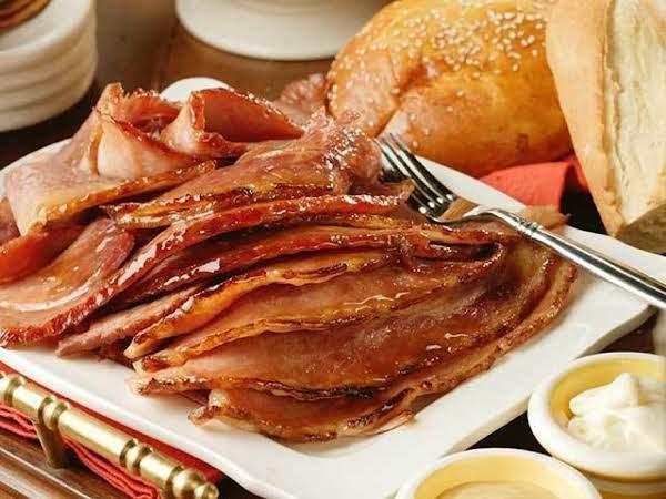 Sweet Ale Glazed Ham Recipe