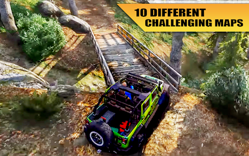 4×4 Suv Offroad extreme Jeep Game 8
