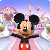 Disney Magic Kingdoms: ¡Crea Tu Parque Mágico!