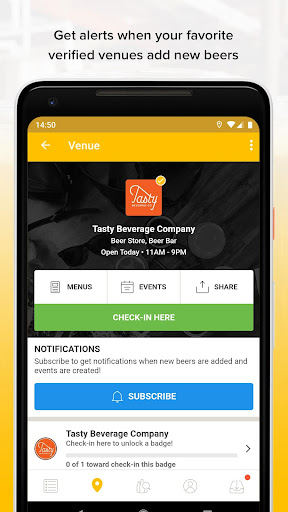 Untappd - Discover Beer screenshot 3