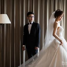 Wedding photographer Alex Huang (huang). Photo of 25.01.2018