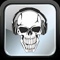 Skull-MP3+Download Music icon