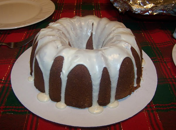 Vanilla Glaze: 1 cup Powdered Sugar and 1 1/2 tablespoons milk or cream. Double...
