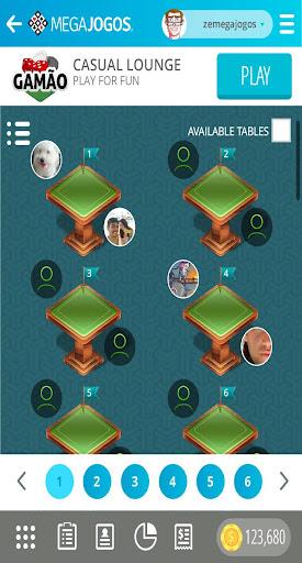 Backgammon Online - Board Game 99.1.23 screenshots 6