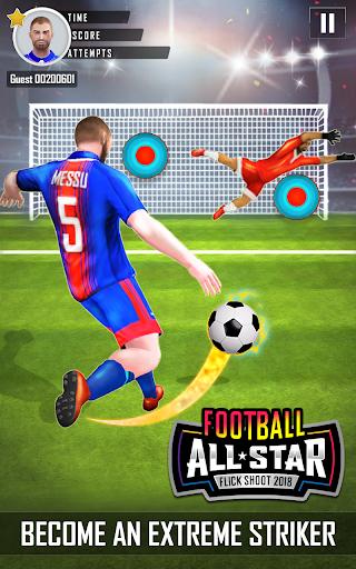 Football Strike All Star Flick Shoot 2018 1 0 4 Hacks Apk Mod