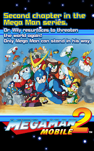 MEGA MAN 2 MOBILE- screenshot thumbnail