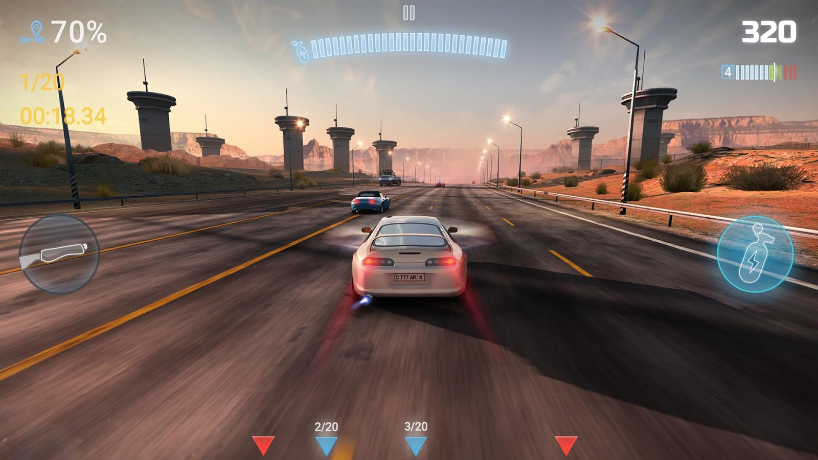Carx highway racing android apps on google play for Mobilia highway 7