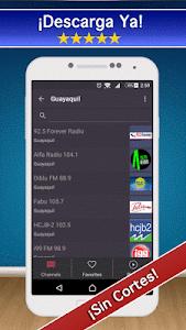 📻 Ecuador Radio FM & AM Live! screenshot 0
