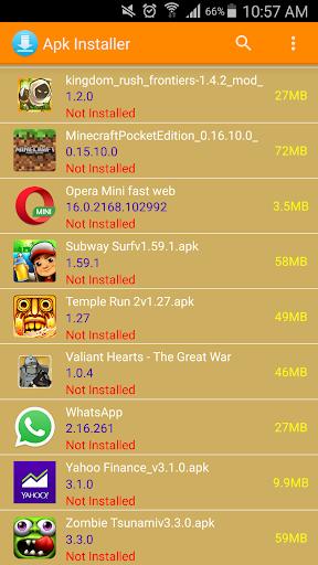 Apk Installer 2.7.5 screenshots 11