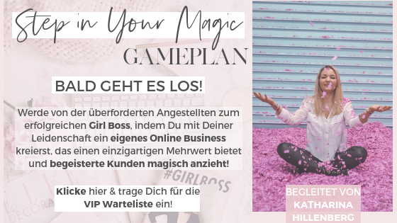 Online Business starten als Girl Boss