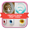 Creative Paper Craft Ideas icon