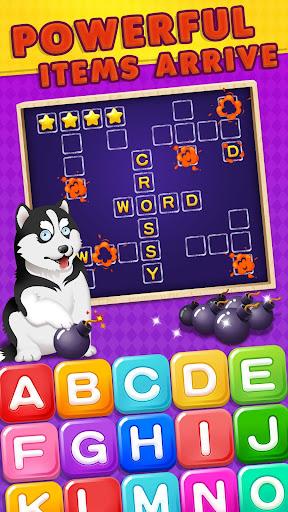 Word Crossy! - A Crossword Scrabble Puzzle  screenshots 2