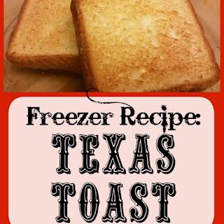 Homemade Texas Toast Recipe