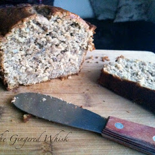 Sourdough Banana Bread (Wild Yeast)