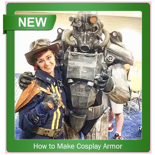 How to Make Cosplay Armor – Google Play дүкеніндегі қолданбалар
