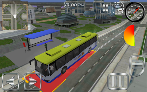 City Bus Simulator San Andreas
