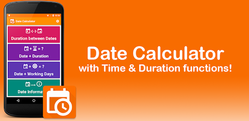 Date Calculator - Apps on Google Play