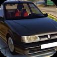 Car Parking Renault Reno 19 Europa Simulator apk