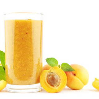 Apricot and Pear Smoothie