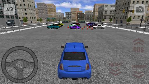 Skill Car Parking 3D