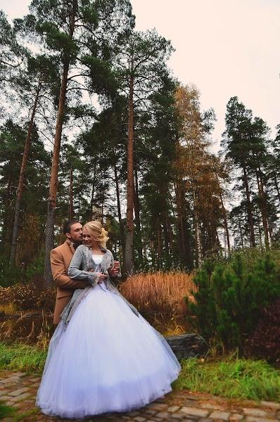 Svatební fotograf Anastasiya Machigina (rawrxrawr). Fotografie z 26.10.2015
