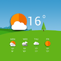 Weather forecast theme pack 1 (TCW) icon