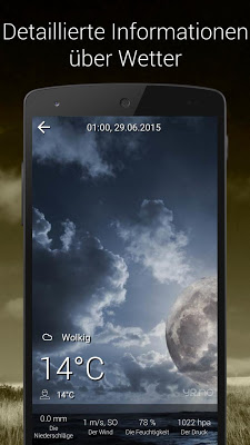 Wetter Deutschland - screenshot