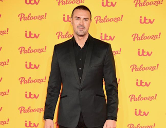 Paddy McGuinness' pre-show ritual