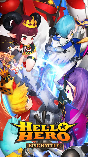 Télécharger Hello Hero Epic Battle: 3D RPG APK MOD 1