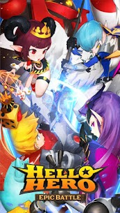 Hello Hero Epic Battle: 3D RPG 1