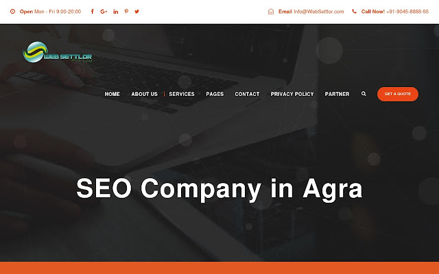 SEO Services In Agra