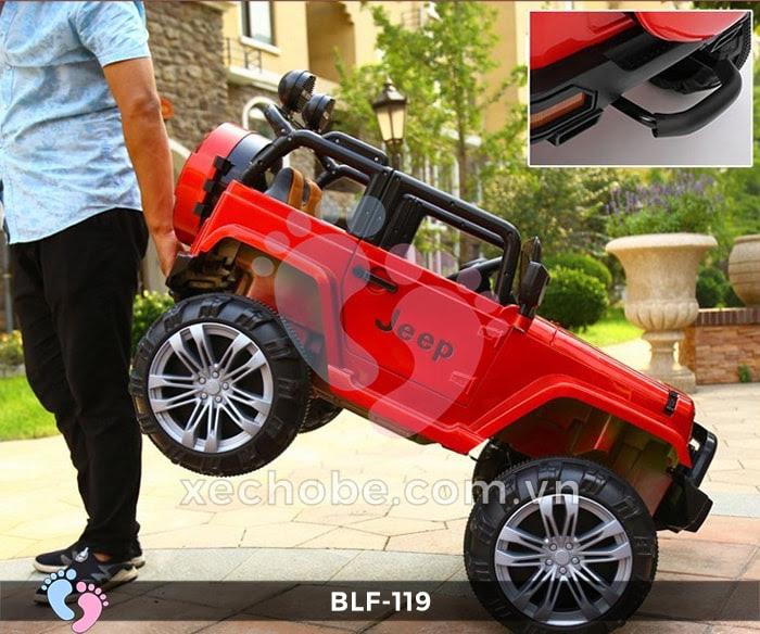 Xe ô tô điện địa hình BLF-119 15