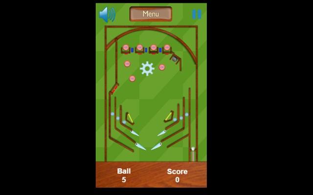 Pinball Game Machine