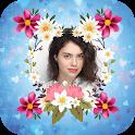 Flower Photo Frames : Insta Dp icon