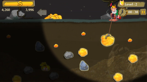 Gold Miner - Golden Dream 1.0.5 screenshots 3