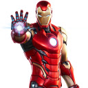 Iron Man Fortnite Skin Wallpapers New Tab Icon