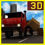 Russian Truck Driver Simulator Icon