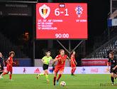 Wullaert et Serneels marquent des points après le duel face à la Croatie