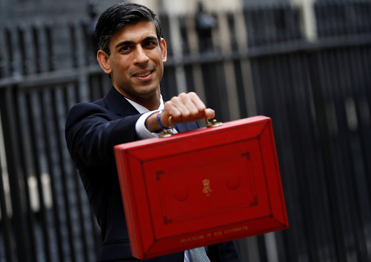 Britain's chancellor of the exchequer Rishi Sunak. REUTERS/PETER NICHOLLS