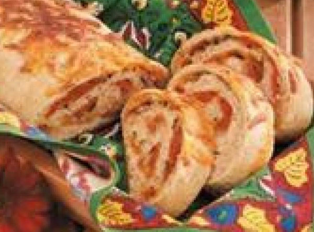 Pizza Stromboli Just A Pinch Recipes