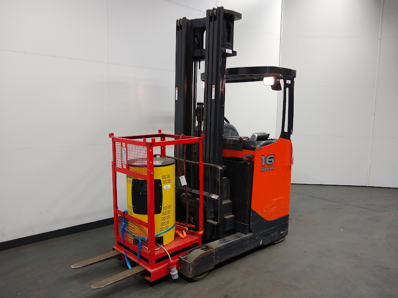 Picture of a DOOSAN BR16JW-7 PLUS
