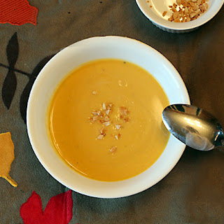Coconut & Winter Squash Soup