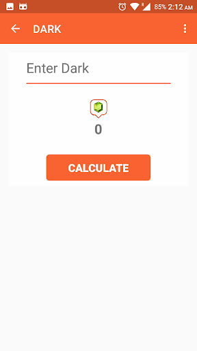 Gem Calculator For Clash - COC 1.2 screenshots 6